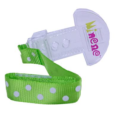 dummy clip green