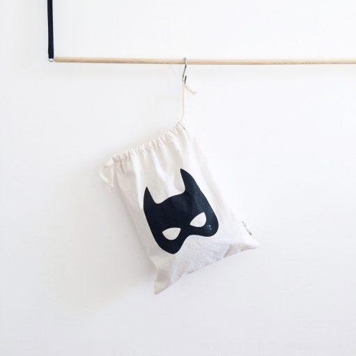 fun and cool batman children's storage bag.